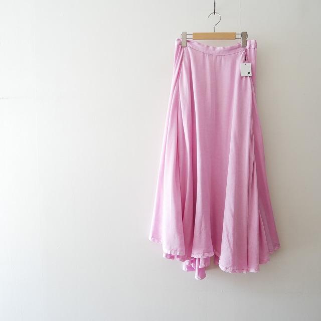 17SS MADISON BLUE マディソンブルー ドレステリア別注OVER DYED SKIRTスカート
