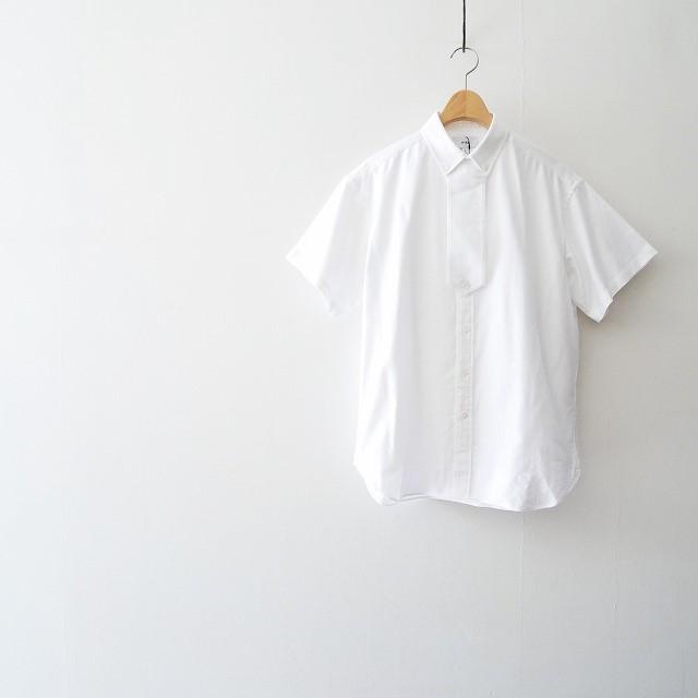 HYKEハイク 半袖BDシャツ