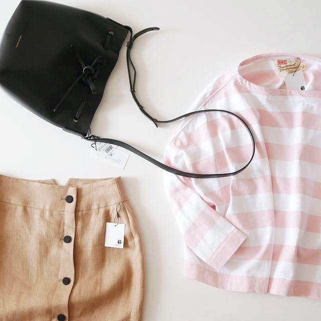 Traditional Weatherwear ビッグマリンボートネックシャツ 1