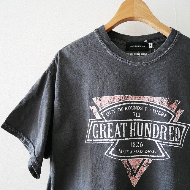 GOOD ROCK SPEEDグッドロックスピード リメイクTee Tシャツ (2)