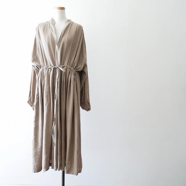 SEA Oversized Linen Dress 2