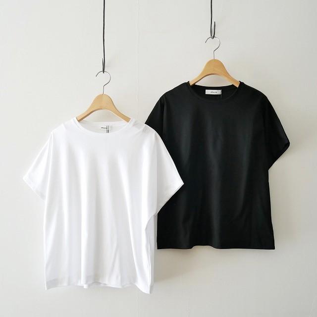 ebure クリアスムースTシャツ