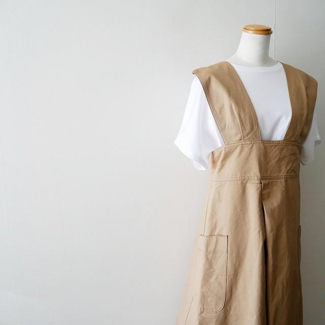 yori チノジャンバースカート 3