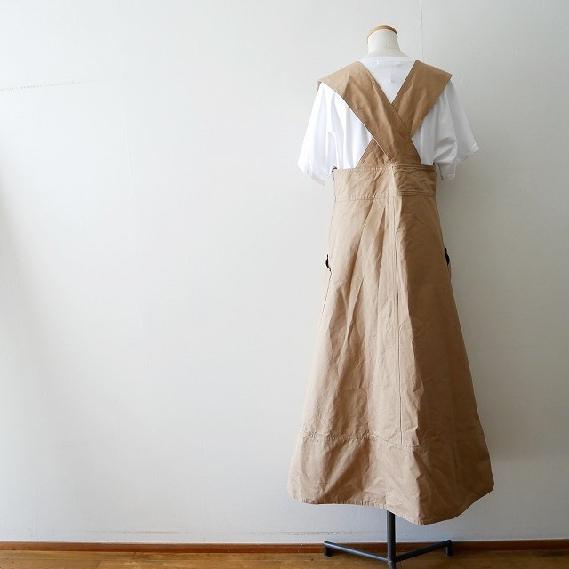 yori チノジャンバースカート 4