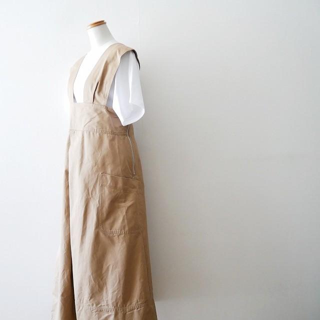 yori チノジャンバースカート 5