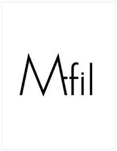 M・Fil