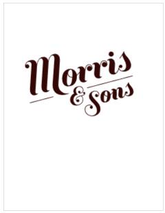 MORRIS&SONS