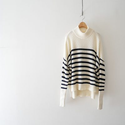 LAppartement-アゼ-Border-Knit-