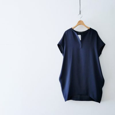 YOKO-CHAN-Dolman-sleeve-Dress-ワンピース