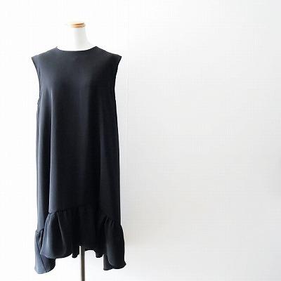 YOKO-CHANヨーコチャン-No-Sleeve-A-line-Dress-18SS[1]