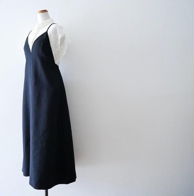 IENAイエナ デザイン キャミ ワンピース 18SS (2)