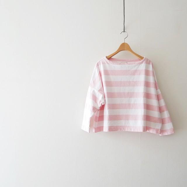 Traditional Weatherwear ビッグマリンボートネックシャツ 2