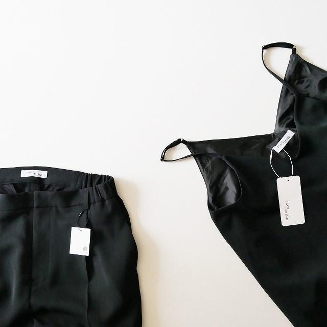 STATE OF MINDステートオブマインド cami dress ワンピース 18SS テーパード トラウザー HAUNT