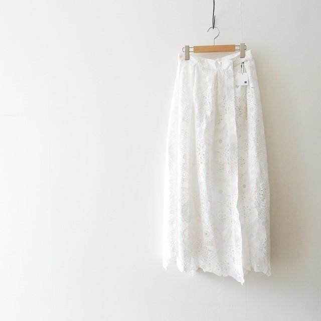 luanaルアナ レース巻スカート IENAエクスクルーシブル 18SS