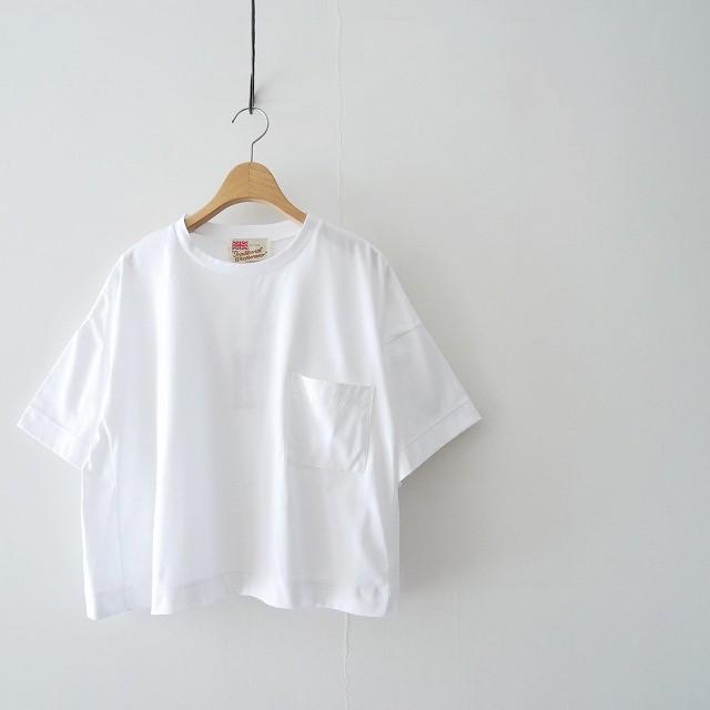 17SS Traditional トラディショナル フロントポケットTシャツ