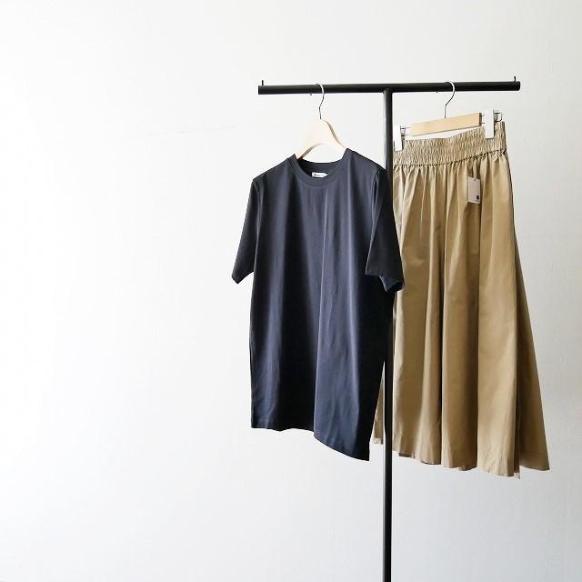 Acne Studiosアクネストゥディオス Tシャツ TALINE E BASE IMRI POPワイドクロップド パンツ 17SS