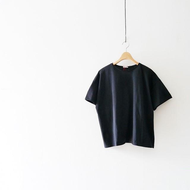 DRESSTERIOR バスク天竺ハイツイストワイドTシャツ 2