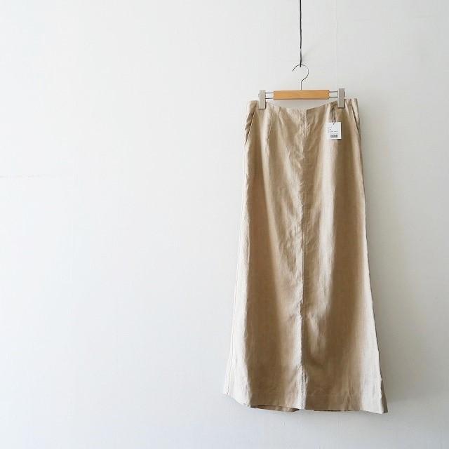 Deuxieme Classe Linen Slit スカート 2