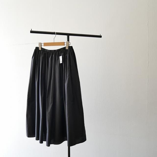 UNITED ARROWS ギャザーフレアスカート