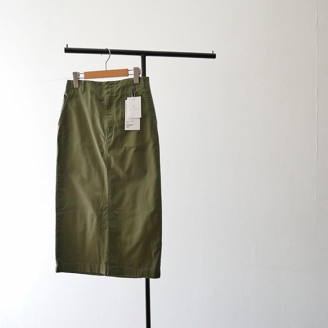 UNITED ARROWS チノタイトロングスカート