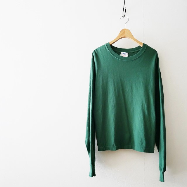 2 THE SHINZONE シンゾーン BACK LACE UP LONG T SHIRTS