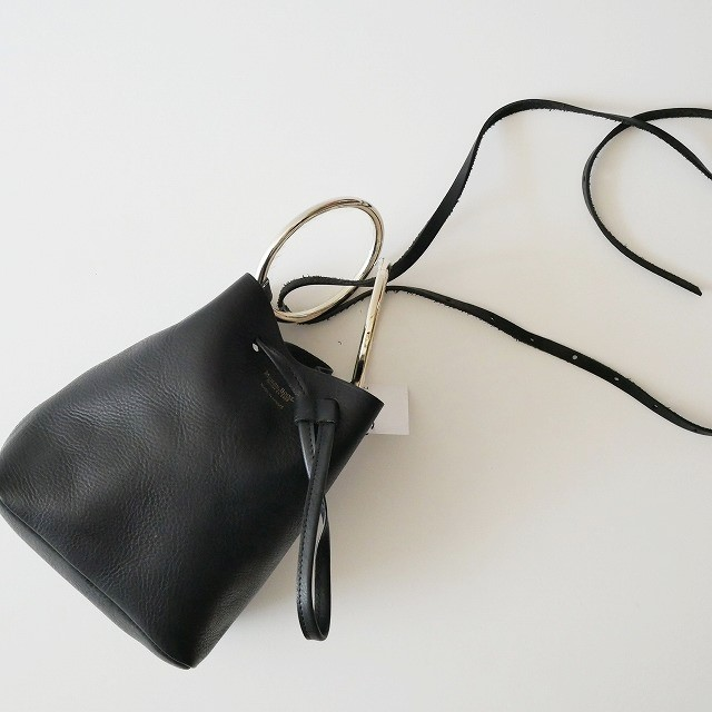 MAISON BOINET RING BAG