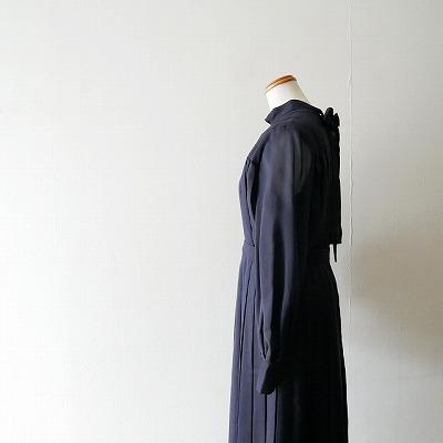 ENFOLD ビエラプリーツドレス