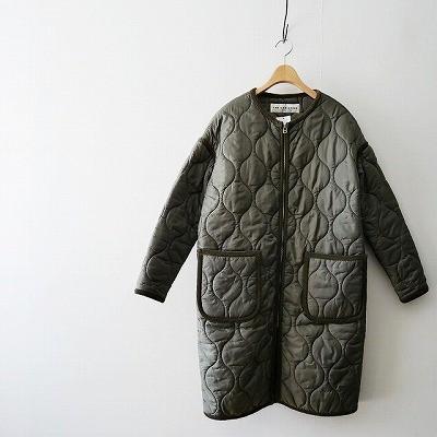 THE SHINZONE キルティングコート