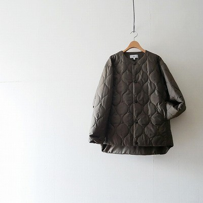 HYKE QUILTED JACKET