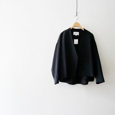 ENFOLD サマーダブルクロス1 Aラインショートジャケット