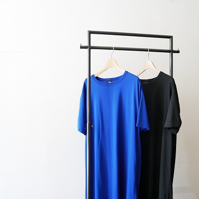 THE RERACS BASIC LONG DRESS