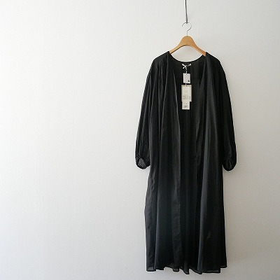 NE QUITTEZ PAS CTN VOILE GATHER GOWN ワンピ―ス 20SS