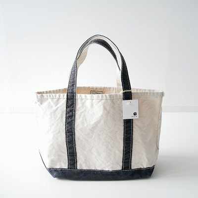 2020 L.L.Bean Canvas Tote Bag M
