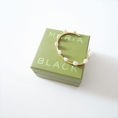 MARIA BLACK April Snow Bangle 2020