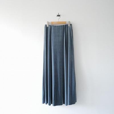 nagonstans PANAMA カットロングスカート 20AW
