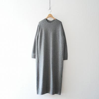 BATONER Fleece Wool Onepiece 20AW
