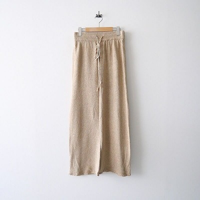 nowos knit pants 20SS