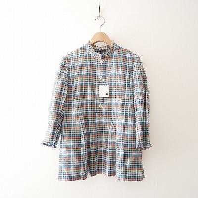 20SSA.P.C.マドラスチェックシャツ BLOUSE AYO 20E