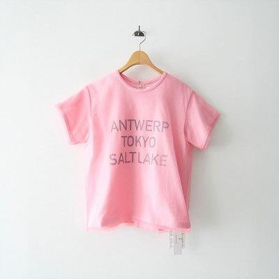 2020SS AKIRA NAKA オーガンジーレイヤードTシャツ