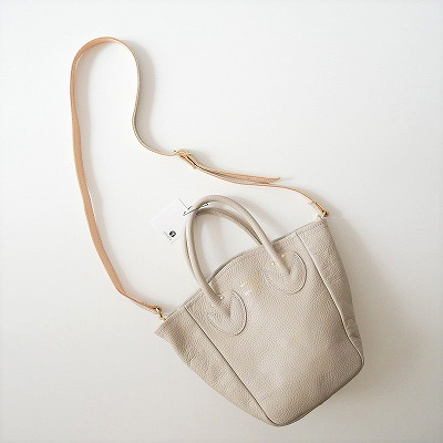YOUNG&OLSEN PETITE LEATHER TOTE 2020